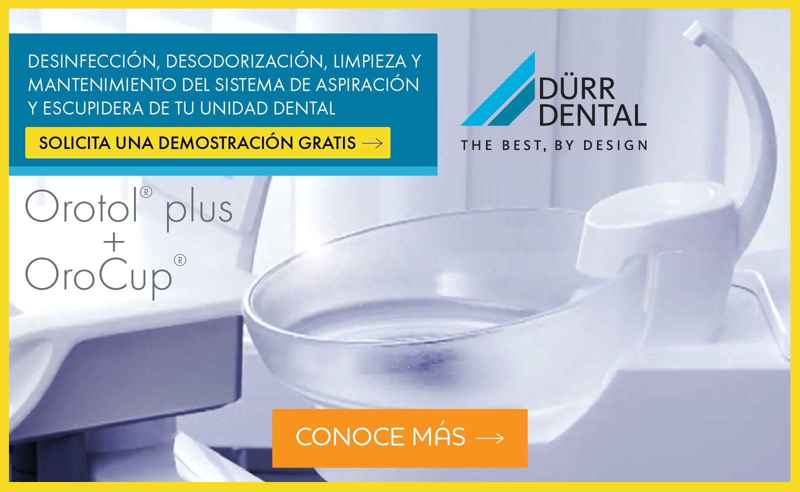 Sistema Orotol + Orocup materiales dentales Home bannertesar regular copy 1