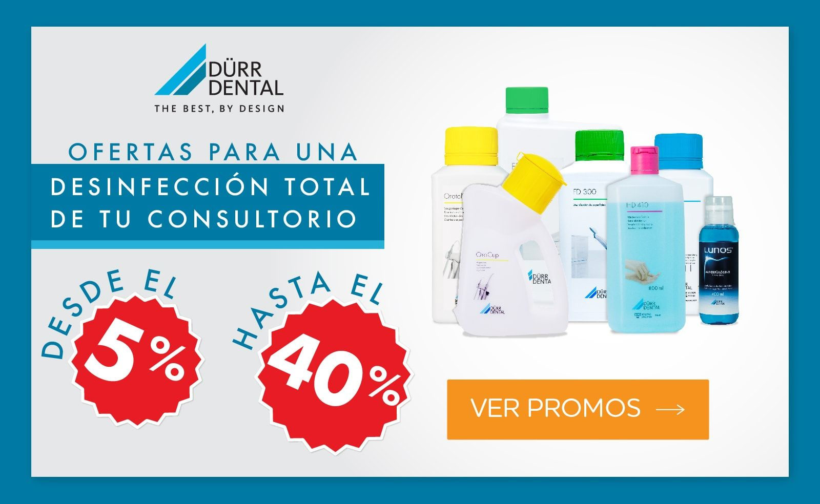Ofertas Dürr materiales dentales Home durrtesar regularpromos min
