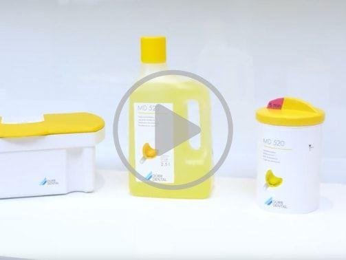 limpieza impresiones desinfección de aparatos Desinfección de Áreas Especiales limpieza impresiones